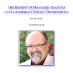 Manager Training VS Leadership Development