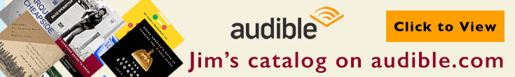 Jim Seybert Audible Books